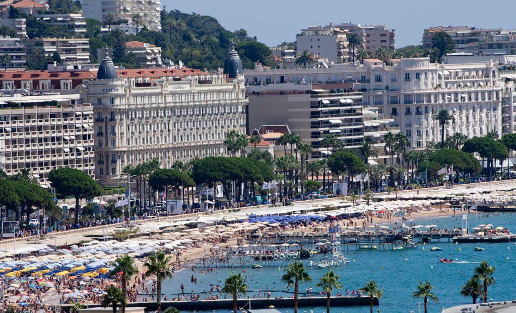 Traitement contre les punaises de lit à Cannes.